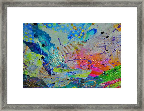 Moody Blues1 Framed Print