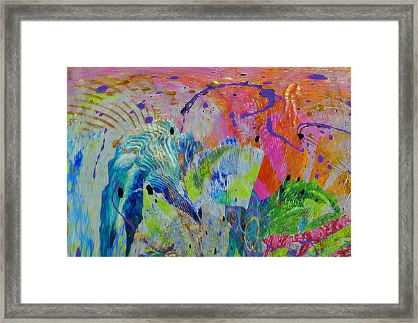 Moody Blues2 Framed Print