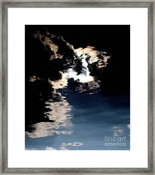 Morainelb Framed Print