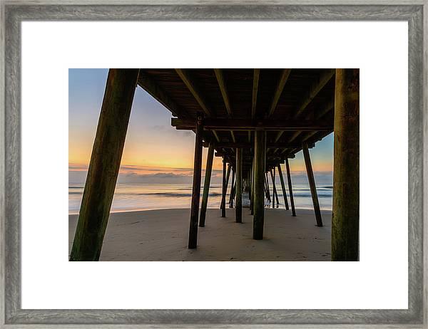 Morning Down Under Framed Print