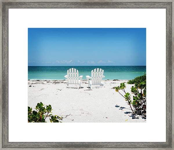 Morning View Framed Print
