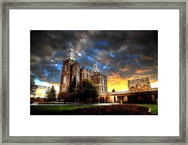 Moses Light Framed Print
