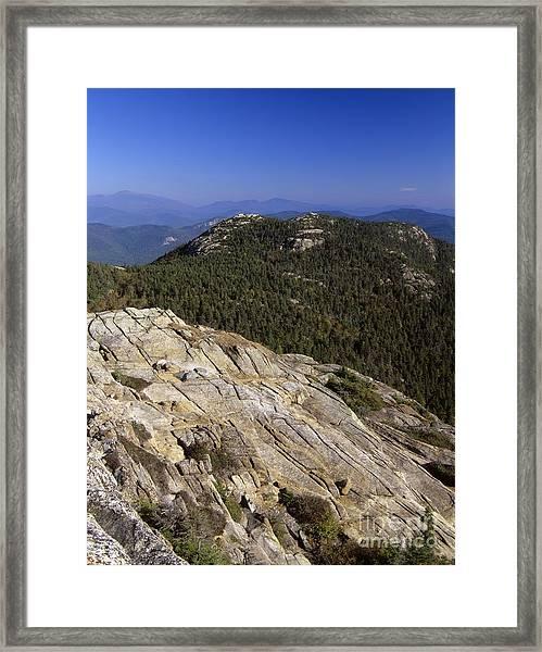 Mount Chocorua - White Mountains New Hampshire Usa Framed Print
