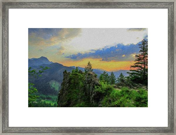 Mountains Tatry National Park - Pol1003778 Framed Print