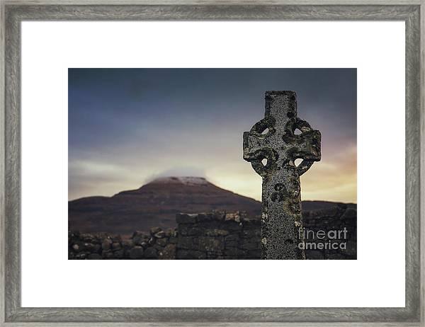 Mourning Star Framed Print