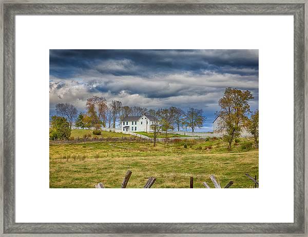 Mumma Farm Framed Print