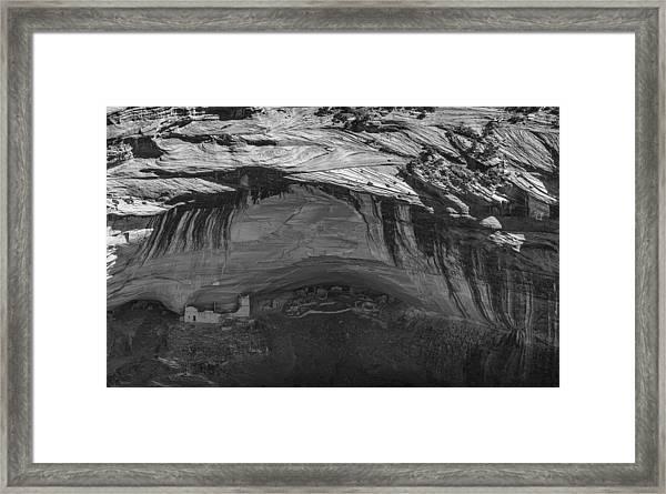 Mummy Cave Framed Print by Joseph Smith