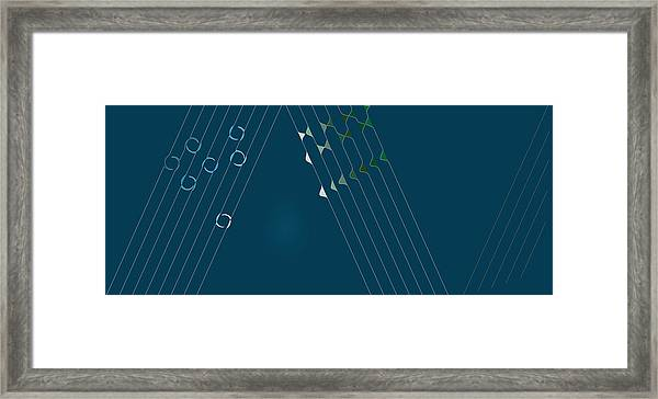 Music Hall Framed Print