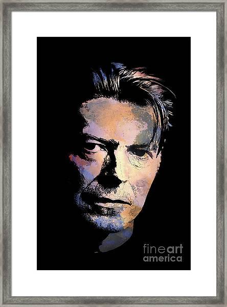 Music Legend 2 Framed Print