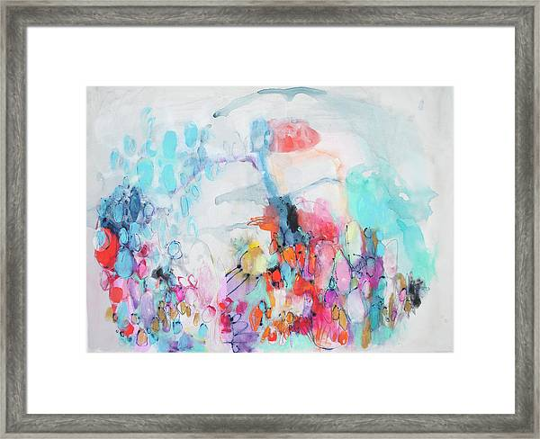 Muy Picante Framed Print