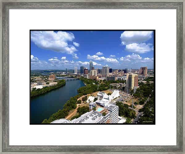 My Austin I Framed Print