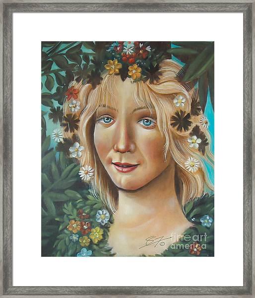 My Botticelli Framed Print