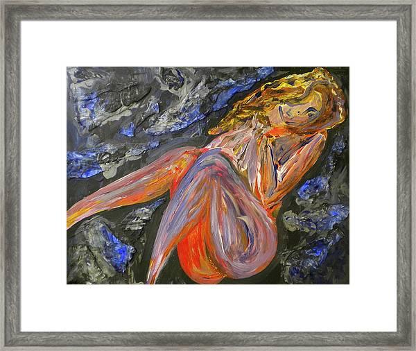 My Muse Framed Print