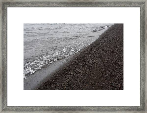 Framed Print featuring the photograph Mystical Island - Healing Waters 2 by Matthew Wolf