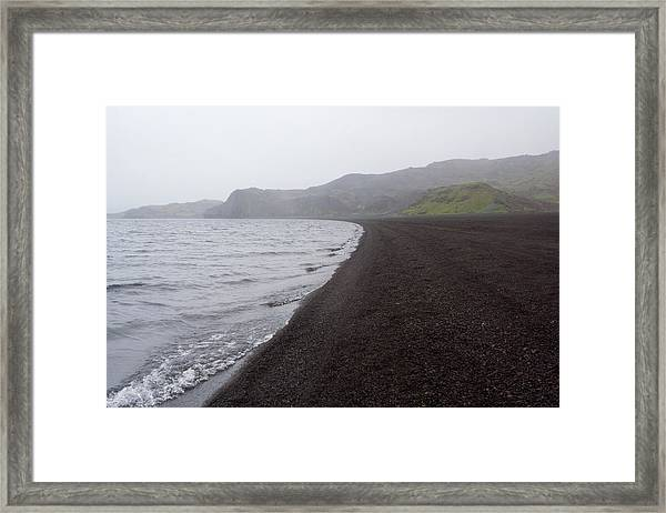 Framed Print featuring the photograph Mystical Island - Healing Waters 3 by Matthew Wolf