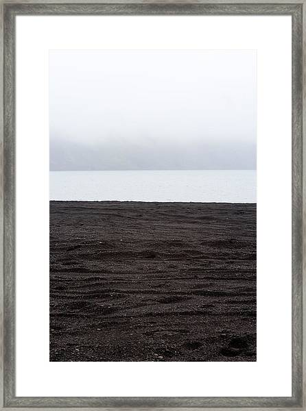 Framed Print featuring the photograph Mystical Island - Healing Waters 4 by Matthew Wolf