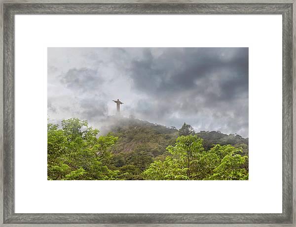Mystical Moment Framed Print