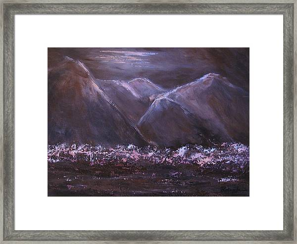Mythological Journey Framed Print