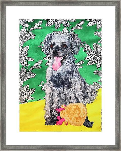 Nacho Framed Print