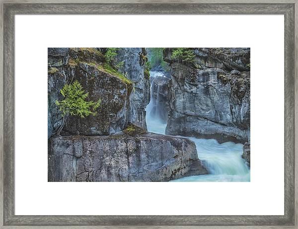 Nairn Falls Framed Print