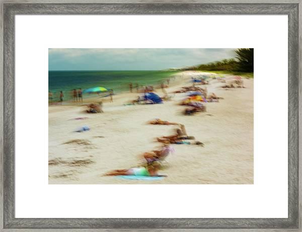 Naples Florida Framed Print