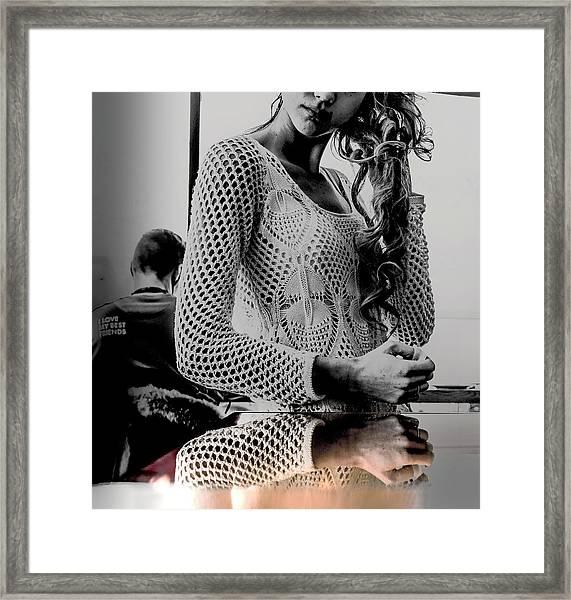 Narcissis  Framed Print