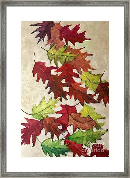 Natures Gifts Framed Print