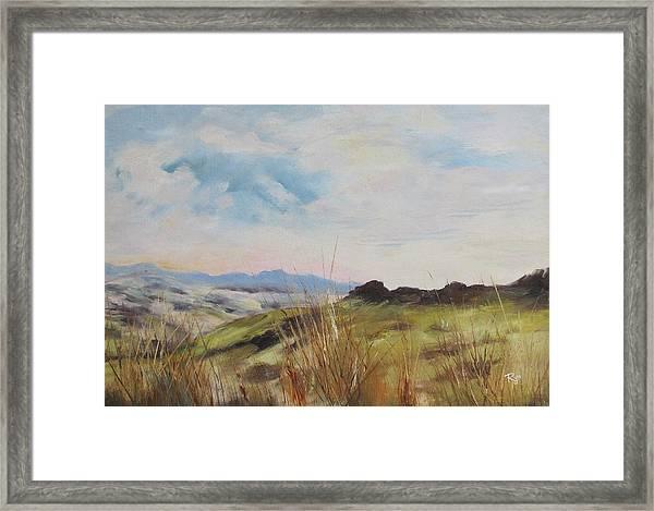 Nausori Highlands Of Fiji Framed Print