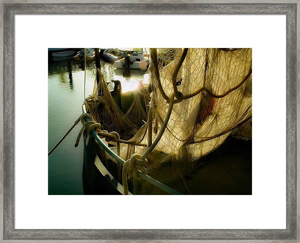 Nautical Dreams Framed Print