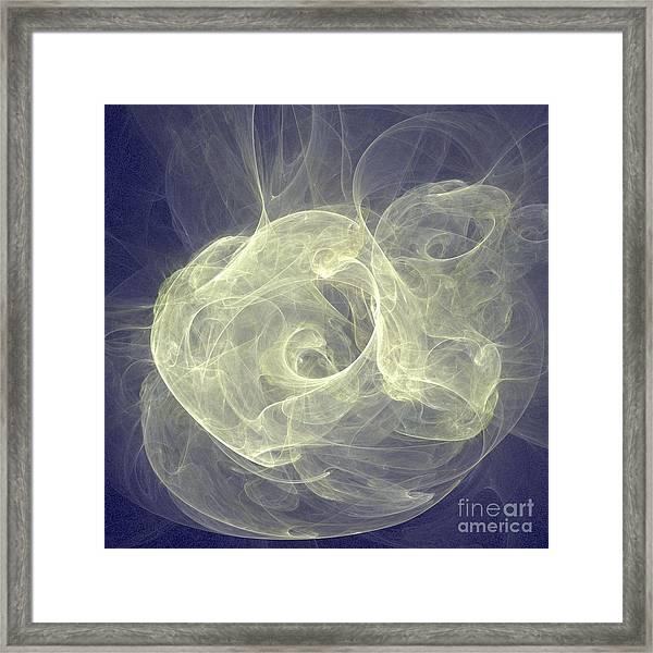 Nebula Framed Print by Thomas Smith