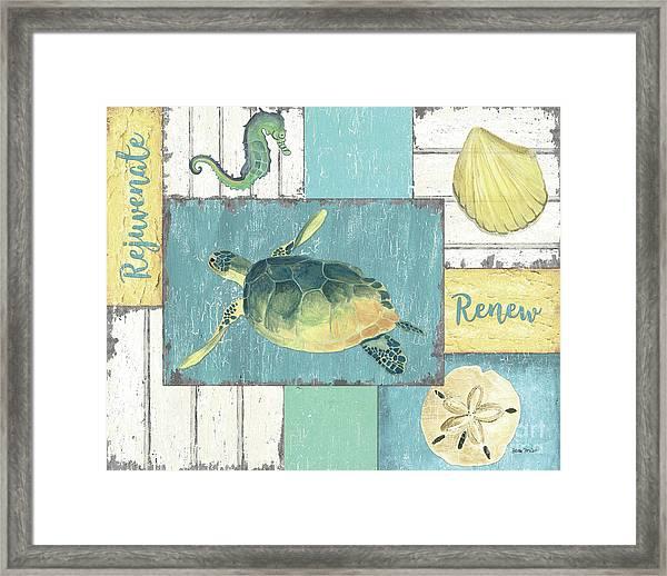 Neptune 1 Framed Print