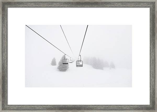 Never End Framed Print
