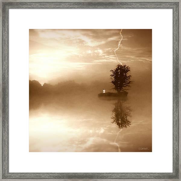 Never Forget Me Framed Print
