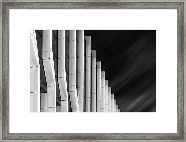 New Amsterdam Framed Print
