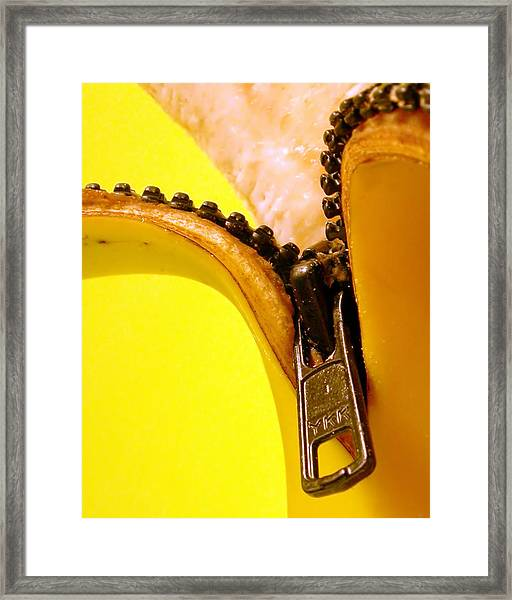 New And Improved Packaging Framed Print