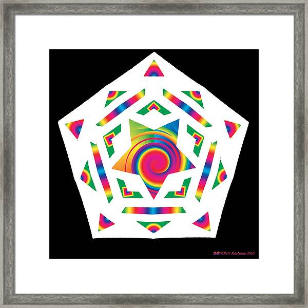 New Star 2a Framed Print