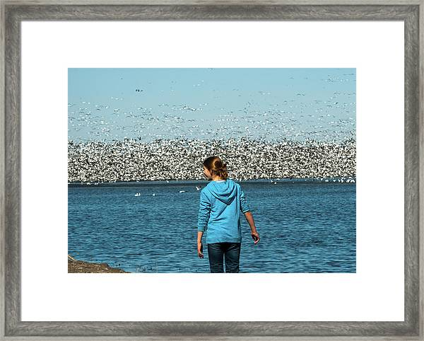 New Upload Framed Print