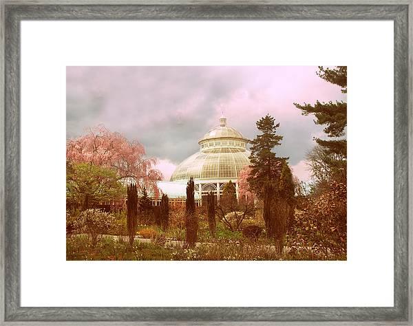 New York Botanical Garden Framed Print