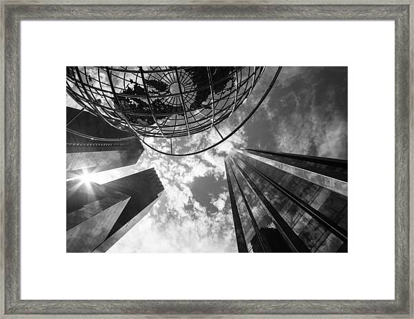 New York City Fine Art Print Framed Print