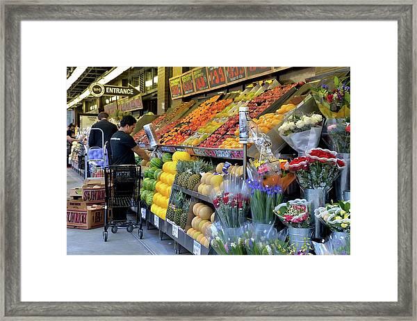 New York, New York 21 Framed Print