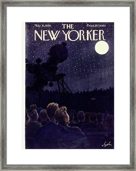 New Yorker May 13 1950 Framed Print