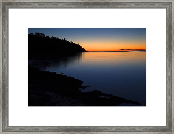 Newport 2 Framed Print