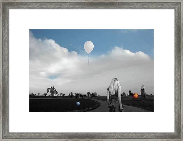 Next Framed Print