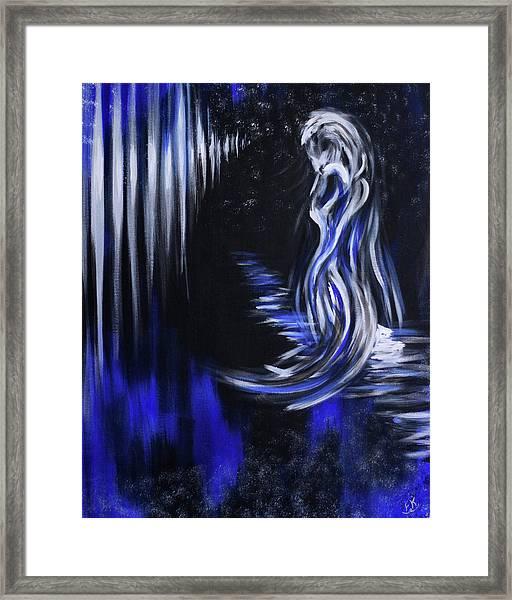 Night Apparition Framed Print