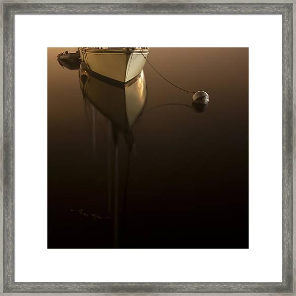 Night Moor Framed Print