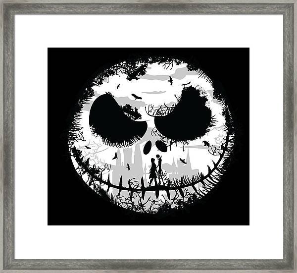Nightmare Framed Print