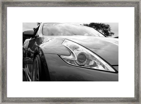 Nissan 370z Framed Print