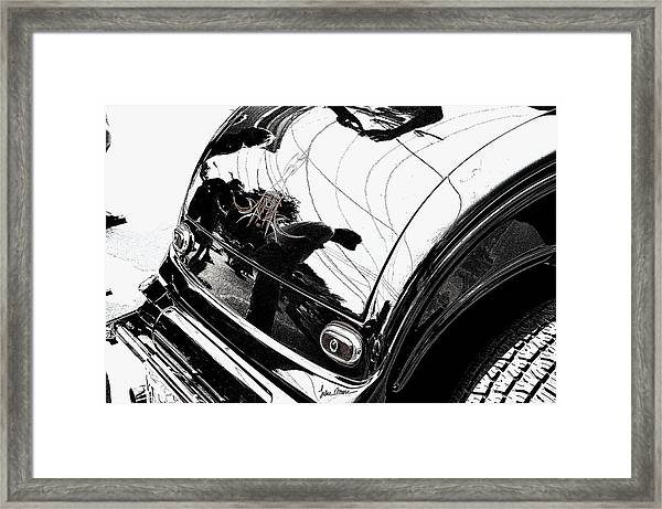 No. 1 Framed Print