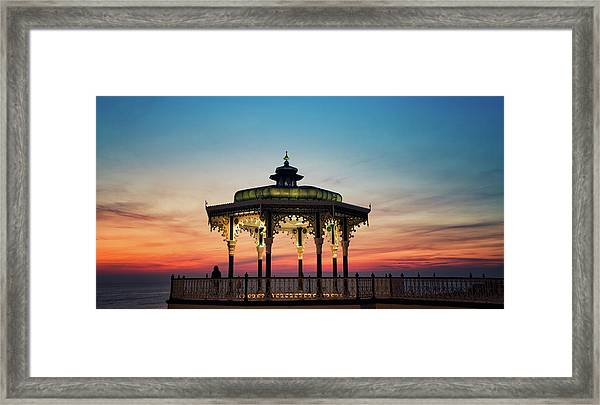 No Place Like This Framed Print