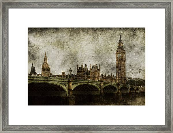 Noble Attributes Framed Print